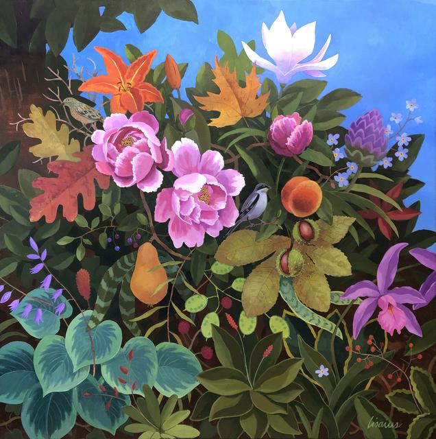 , 'Flourish,' 2019, Patricia Rovzar Gallery