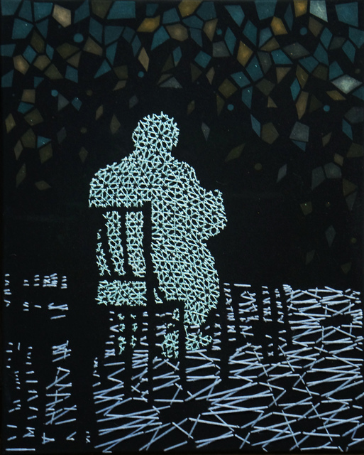 , 'ponder,' 2018, S.A.C. Gallery Bangkok