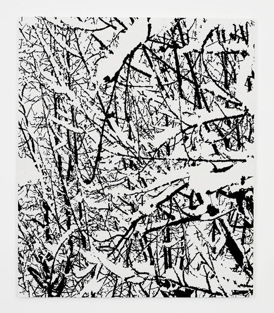 , 'SNOW FOREST 007A,' 2017, Perrotin