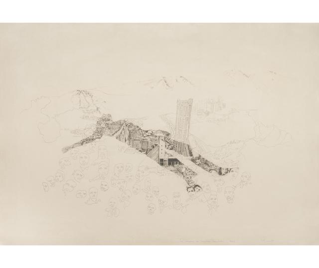 , 'La memoria de nuestras sombras,' 1983, Herlitzka + Faria