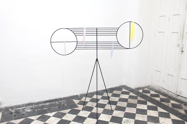 , 'S/T,' 2017, 80M2 Livia Benavides
