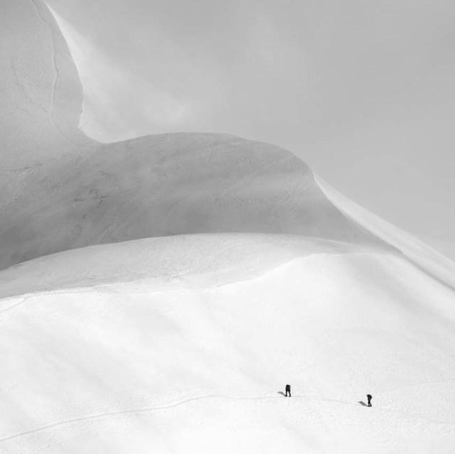 , 'Col du Midi,' 2013, Petra Gut Contemporary