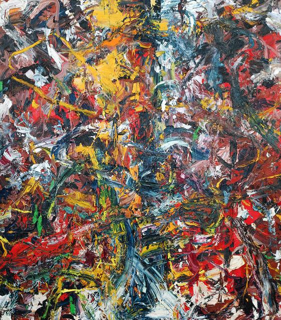 , 'Pints I,' 2016, Leila Heller Gallery