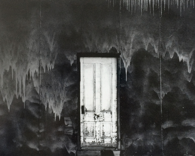 , 'The White Door,' 1973, Michael Dawson Gallery