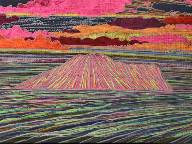 , 'The Human Ridge 13,' 2016, Powen Gallery