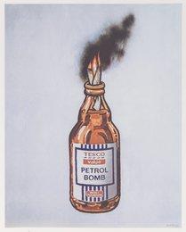 Petrol Bomb, poster