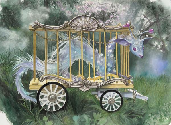 , 'Dream Creature (Study),' 2018, Haven Gallery