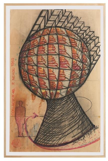 , 'Collector,' 1969, Ivan Gallery