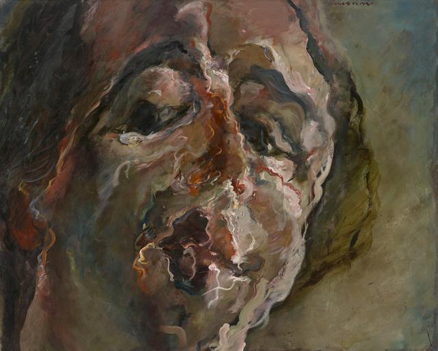 , 'Von oben,' -1976, Galerie Michael Haas
