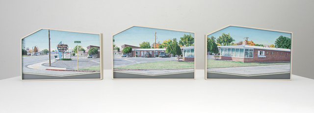 , 'Shady Hollow Motel, Green River, Utah, US Highway 50,' 2017, Valley House Gallery & Sculpture Garden