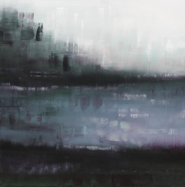 , 'Morning Lake,' , Merritt Gallery