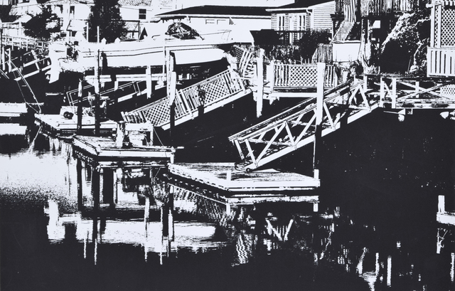 , 'Meadow Mere Marina, Long Island,' 2012, Fountain House Gallery