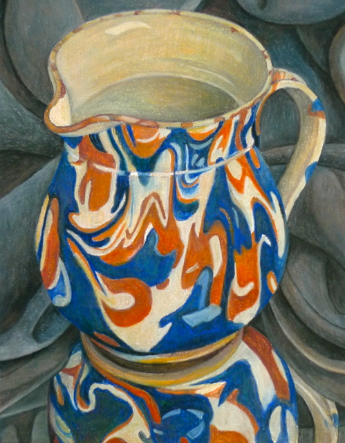 , 'A French Jug,' 2015, Rebecca Hossack Art Gallery
