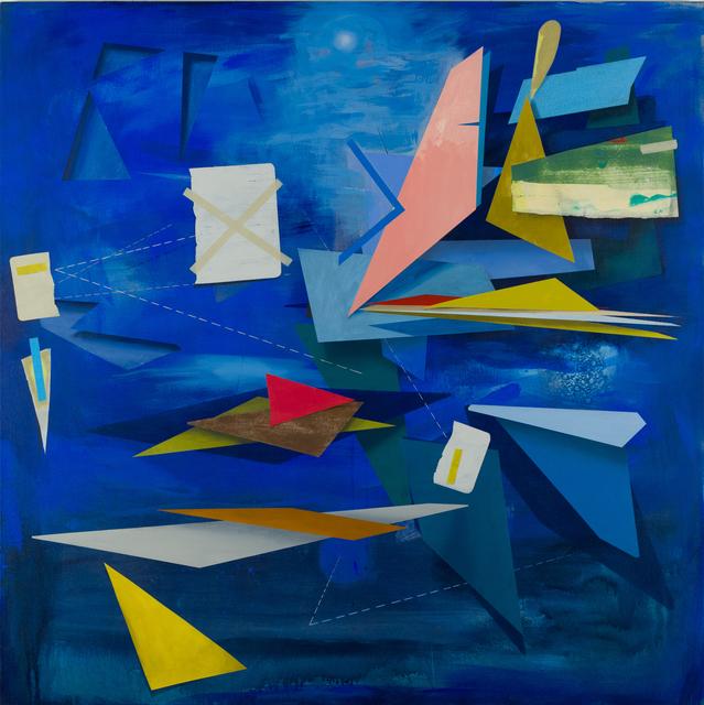 , 'Signalman's Sleep,' 2019, Kenise Barnes Fine Art