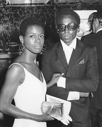 , 'Cicely Tyson and Miles Davis, Senator Eugene McCarthy's Presidential Campaign Benefit, New York,' 1968, Staley-Wise Gallery