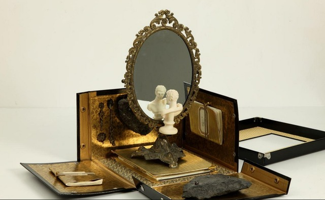 Ricardo Brey, 'El Pabellon de Oro', 2010, Mixed Media, Mixed media installation, Pan American Art Projects