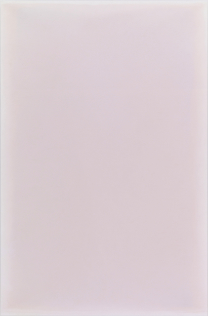 , 'Breathing Light - Apricot,' 2013, Taguchi Fine Art