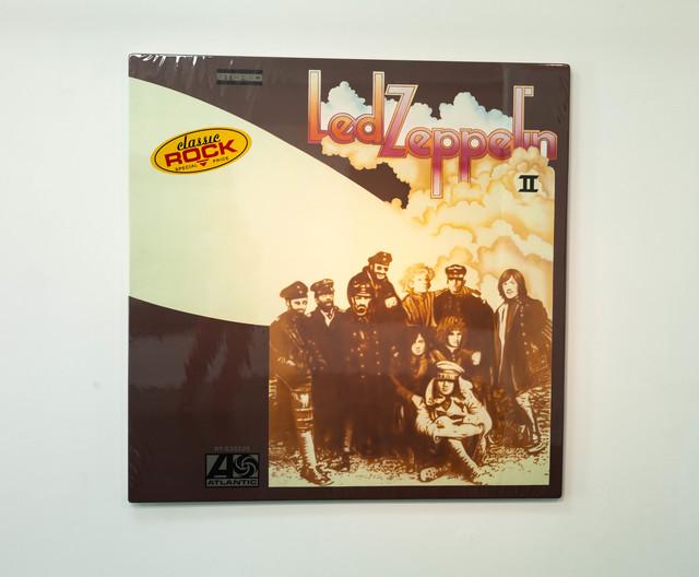 , 'Led Zeppelin II,' 2019, Axiom Contemporary