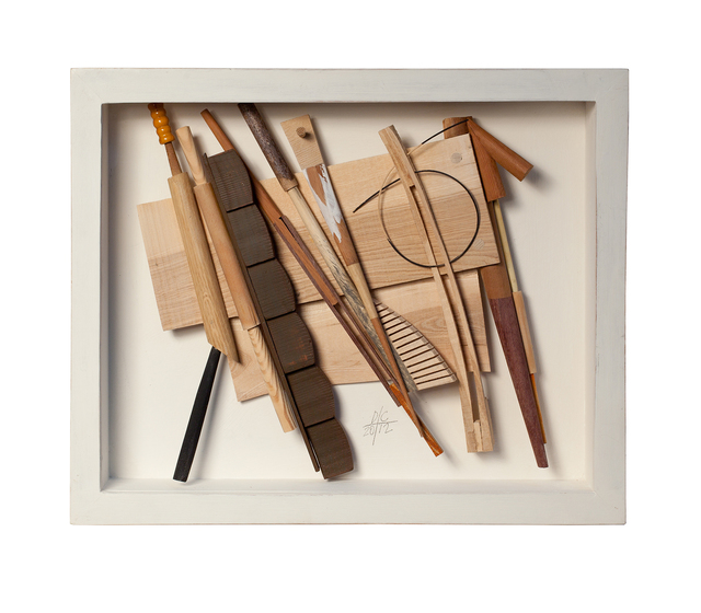 , 'Rain Tools,' 2012, The Scottish Gallery