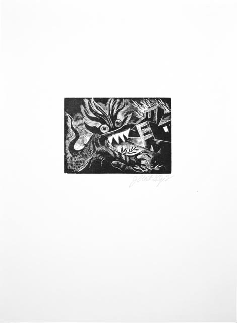 """, '""""Etymografías"""",' 2010, Galería Nudo"""