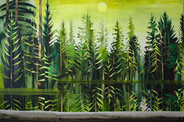, 'The Klondike River ,' 2017, Peter Robertson Gallery
