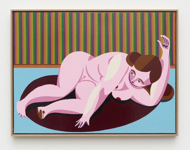, 'Untitled (V),' 2015, Galleri Nicolai Wallner