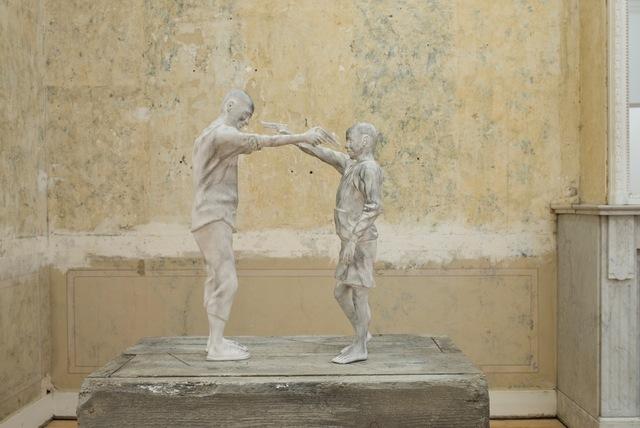 , 'Chicos,' 2015, Dvir Gallery