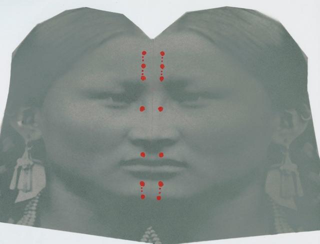 , 'Split Representation / Autonomous Women in Egalitarian Society ,' 2014, Charim Galerie