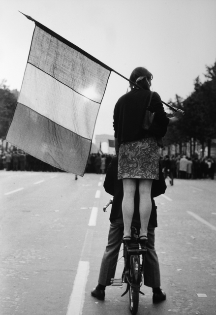 , 'AVENUE DES CHAMPS-ELYSEES, PARIS, FRANCE, 1968,' 1968, Huxley-Parlour