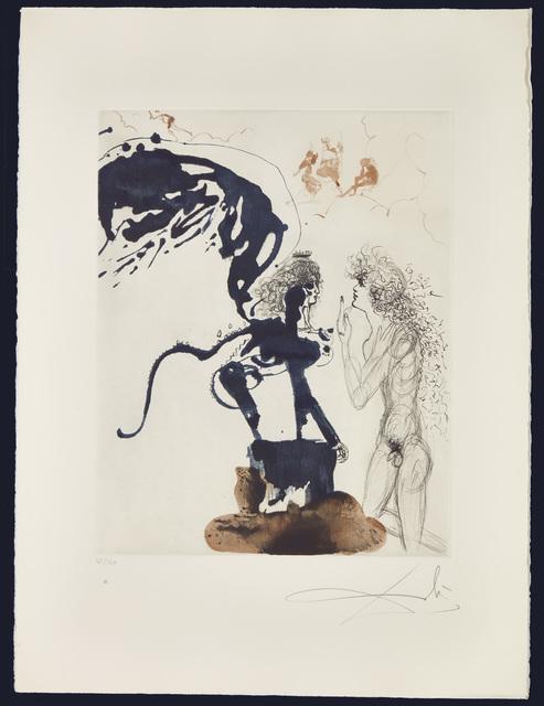 Salvador Dalí, 'Mythologie', 1963-65, Christie's