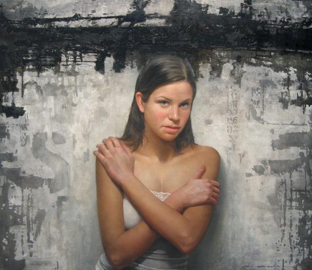 , 'Kaitlyn,' 2009, Gallery Henoch