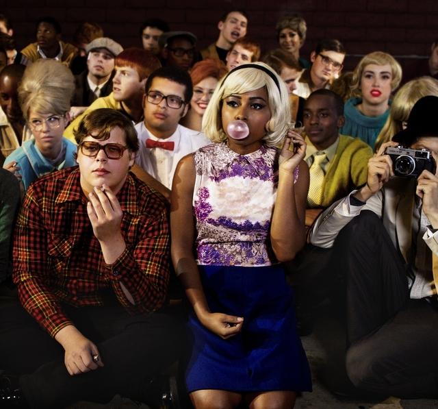 , 'Francine, from the Elton John AIDS Foundation Portfolio ,' 2011, Jackson Fine Art