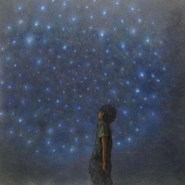 , 'Starry night,' 2017, SEIZAN Gallery