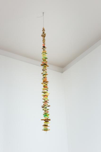 , '127 x 127 x 10,' 1993-2015, Dvir Gallery