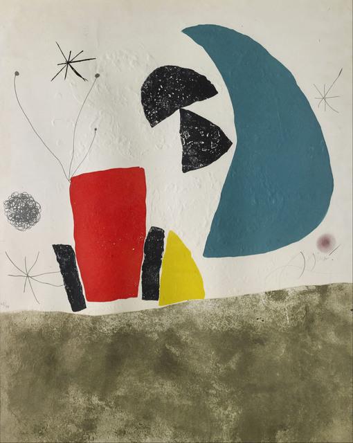 Joan Miró, 'Espriu - Miro ', 1975, Le Coin des Arts