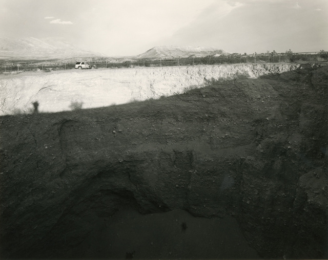 , 'Devils Throat, Mud Hills, NV,' 1998, Yossi Milo Gallery
