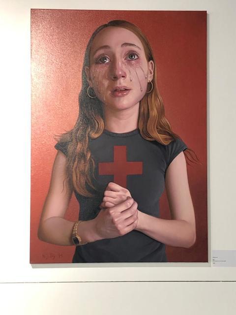 , 'Mia,' 2019, Siger Gallery