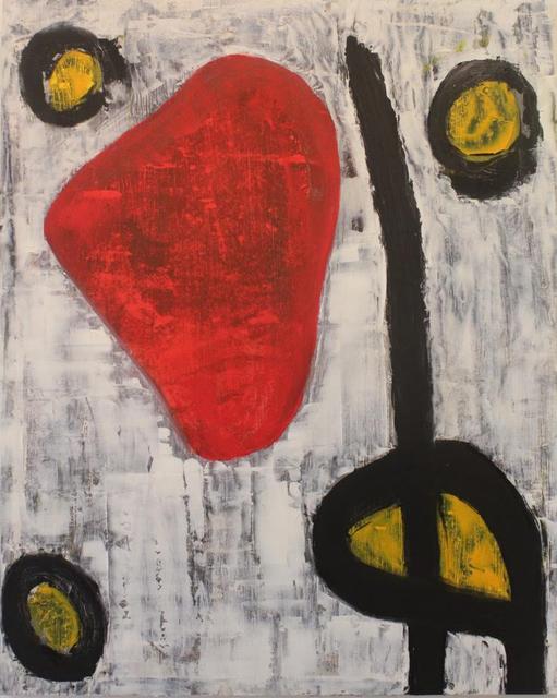 Frederick Fulmer, '2451', 2016, Asher Grey Gallery