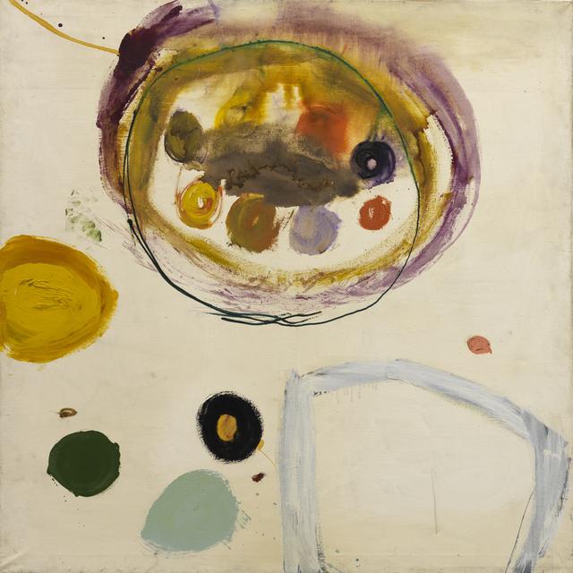 Gillian Ayres, 'Snare', 1962, Annely Juda Fine Art