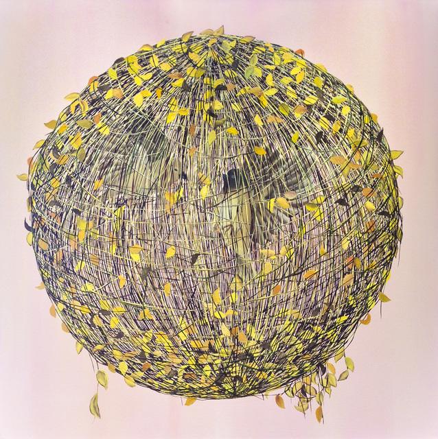 , 'String Theory (Dusk),' 2015, Susan Eley Fine Art