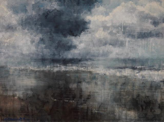 Chizuru Morii Kaplan, 'Beach Lane, East Hampton II', 2019, Eckert Fine Art