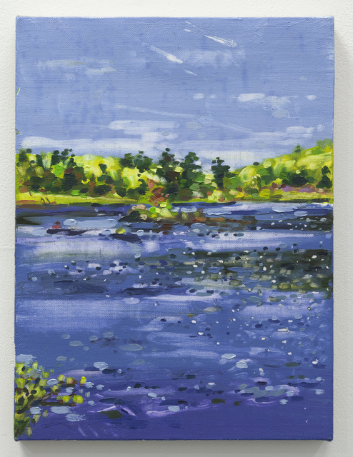 , 'Island Pond, May 18,' 2019, 1969 Gallery