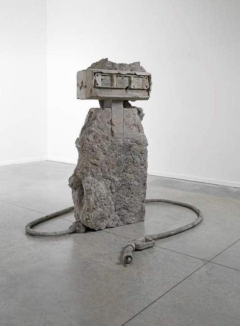 , '2 Hose Petrified Petrol Pump,' 2012, Simon Lee Gallery