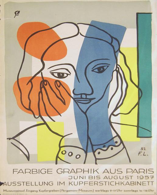 , 'Fabridge Graphik Aus Paris,' 1957, GALLERY SHCHUKIN
