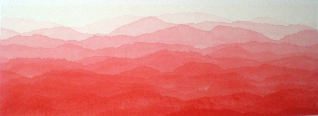 , 'Red Mountain,' 2014, Galerie Commeter / Persiehl & Heine