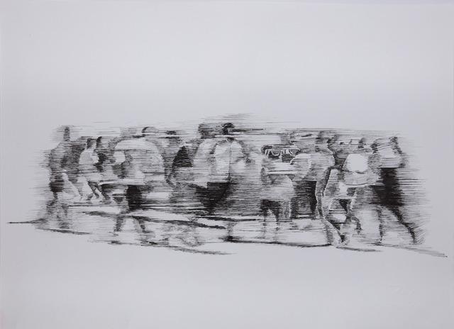 , 'Luz verde,' 2017, Galeria Otros 360º