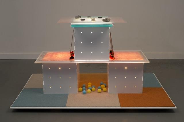 , 'Interior,' 2008-2018, Bivins Gallery