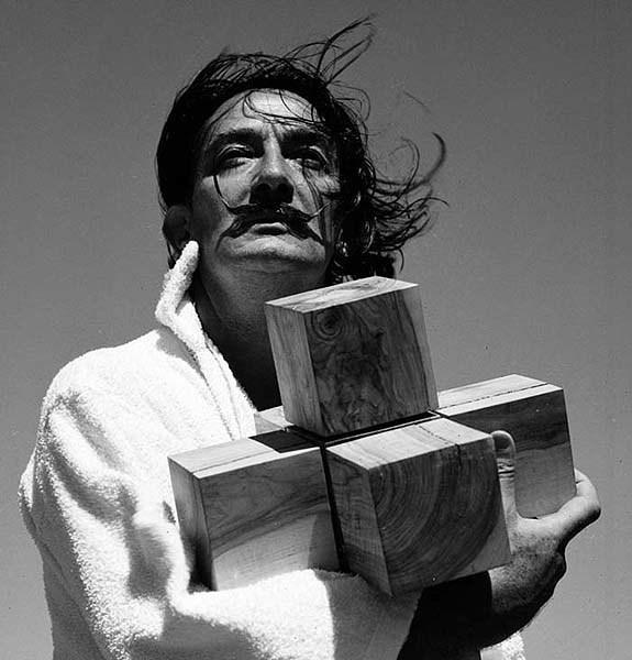 , 'Salvador Dalí, Cristo Hipercubicus,' 1953, Photo Lounge