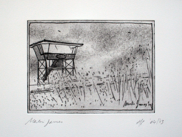 , 'Signal Box,' 2007, Parasol unit foundation for contemporary art