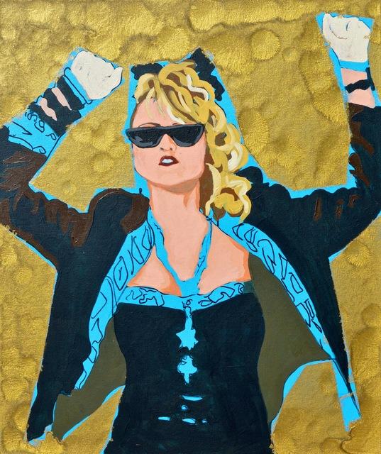 , 'BYZANTINE MADONNA,' 2016, Tansey Contemporary